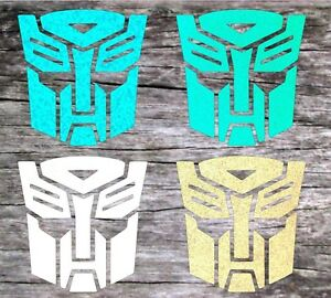 Transformers Autobot Decal Vinyl Reflective Free Shipping Jdm