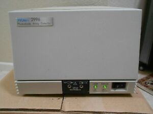 Waters 2996 Pda Photodiode Array Detector Uv vis Spectrophotometer Tested Nice