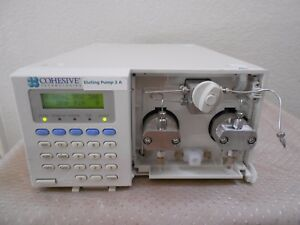 Cohesive Technologies Lc 10advp Micro Plunger Hplc Pump Nice 00182us Shimadzu