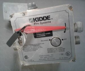 Kidde fenwal Fire Systems Fire Suppression Control System Box Our 2