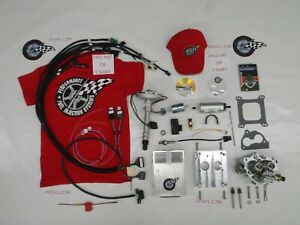 Tbi Fuel Injection Kit Stock Small Block Chevy 350 5 7l W lg Dist Base