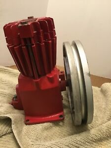 Air Compressor Head Pump Vs5 Flywheel Off 3 4hp Sears