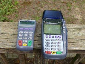 Verifone Vx570 Omni 5700 Credit Card Payment Terminal Pinpad 1000se no Cord