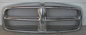 2002 2005 Dodge Ram 1500 2500 3500 Grille Grill Oem 02 05 Ram Grill Grille