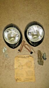 1939 39 Ford Deluxe Mercury Headlight Conversion Kit Complete New K 961