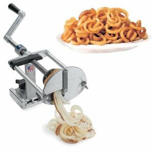 Nemco 55050an Spiral Fry Potato Cutter
