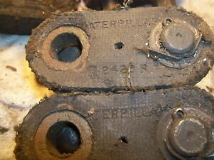 Cat Thirty Drive Leathers Couplers B 2426r Caterpillar