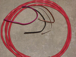 10 3 W ground Romex Indoor Electrical Wire 60 Ft all Lenghts Available