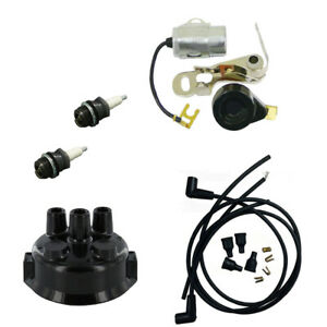 John Deere M Mc Mt 320 330 420 430 440 2 Cylinder Tractor Ignition Tune Up Kit