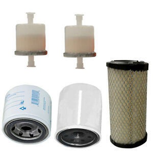 Kubota Bx Filter Maintenance Tune Up Kit Bx22 Bx2200 Bx23 Bx2660 Bx2670