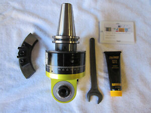 Right Angle Milling Drilling Head Cat 40 Taper With Er20 Collet For Cnc Machines