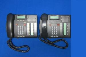 lot Of 10 Nortel Networks T7316e Business Telephones