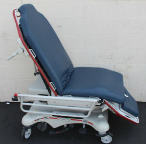 Stryker5050 Caregiver Transport Chair Stretcher Hydraulic Surgery Center Gurney
