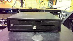 Hp 661672 001 Standard Cash Drawer free Shipping Used