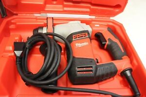 Milwaukee 5 8 Sds Plus Rotary Hammer Drill Kit 5263 21
