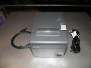 Epson T20 Pos Thermal Receipt Printer Serial