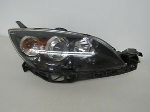 2004 2005 2006 2007 2008 2009 Mazda 3 Sedan Right Headlight Halogen