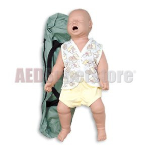 Simulaids Infant Choking Manikin W carry Bag