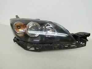 2004 2005 2006 2007 2008 2009 Mazda 3 Sedan Right Headlight Halogen After Market