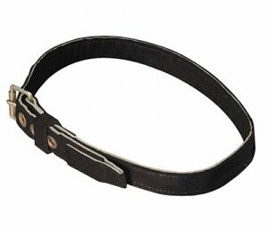 Honeywell Miller 6414n mbk Body Belt Black M Nylon Web Qty 1