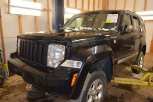 Steering Column Floor Shift Tilt With Key Lhd Fits 08 12 Jeep Liberty 830824