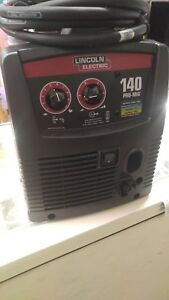 Lincoln Electric Mig Welder Pro Mig 140 K2480 1 New No Box