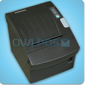 Samsung Bixolon Srp 350 Parallel Pos Thermal Receipt Printer ps Refurb Srp350pg