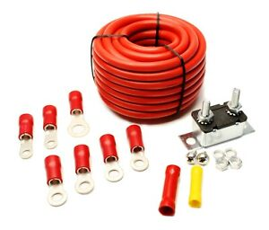 Battery Cable Accessories Deka East Penn 08769 Install Kit Free Shipping