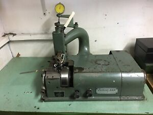 Leather Machines Total Of 25 Plus Accessories
