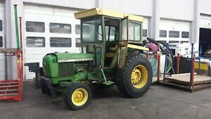 John Deere 2040 Diesel Tractor Compact Utility No Reserve Farmall Oliver Allis B