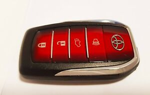 Genuine New Smart Key Toyota Hilux Tundra Tacoma 4runner Fortunner