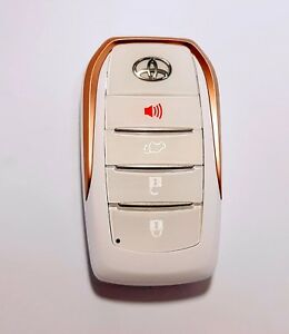 Toyota Hilux Full Smart Key 2015 2018 Original Genuine Free Programming