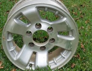 Toyota 4runner Tacoma 2001 Set Of 4 15 Factory Oem Alloy Rims