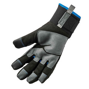 Thermal Winter Work Gloves Small Proflex 3m Thinsulate Insulation Waterproof New