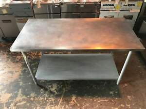 Green World Tsw 3060e 30 X 60 Work Table Stainless Steel Top Economy Gr