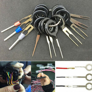 Car Repairing Terminal Removal Tools Set Electrical Wiring Crimp Connector Pin
