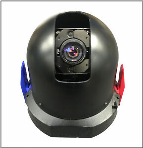 Pelco Dd423 Spectra Iv Color Ptz Color Dome Camera 6 Month Warranty 23x Zoom