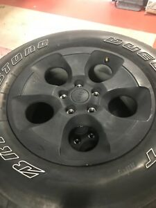 Jeep Wrangler 18 Tires And Rims
