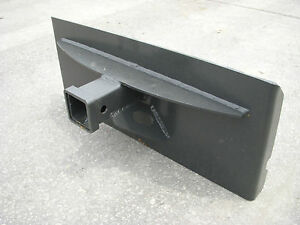 Trailer Receiver Hitch Attachment Toro Dingo Mini Skid Steer Usa Free Shipping