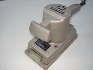 Porter Cable 1 2 Sheet Finishing Sander 505 Usa