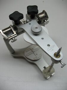 Whipmix 2240 semi Adjustable Dental Articulator Good Used Condition