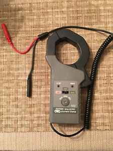 Otc Current Clamp Probe To 2000 Amps For Multimeters