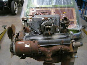 1957 Chevrolet Chevy Corvette 283 Rochester Fuel Injection Complete 283 Engine