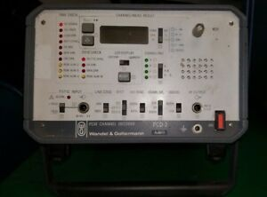 Wandel And Goltermann Pcd 2 Pcm Channel Decoder