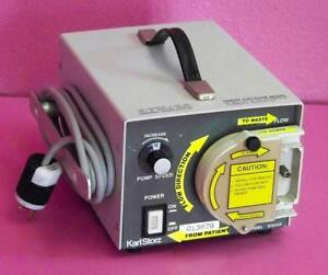 Storz 27224p Peristaltic Continuous Flow Variable Speed Endoscopy Tubing Pump