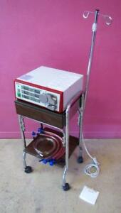 Richard Wolf 2220 011 Hystero Peristaltic Fluid Pump Endoscopy Gynecology Cart