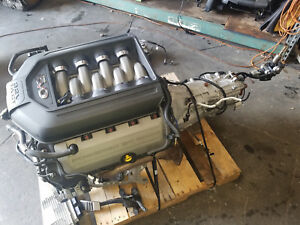 11 14 Mustang Gt 5 0 Engine Manual Transmission Swap 6 Speed Coyote Complete Pcm
