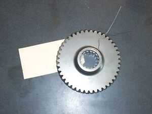 Ford 1715 Tractor Transmission Gear Fixing A Sba322324371
