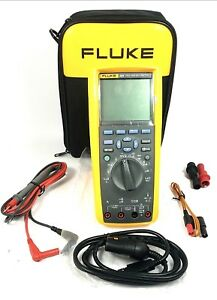 Fluke 289 fvf Flukeview Forms Combo Kit Rms Industrial Multimeter
