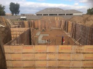 Advance 7 Bar 10ft Concrete Forms For Sale 35 000